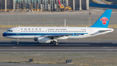 B-6786 - Airbus A320-232 - China Southern Airlines