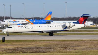 N668CA - Bombardier CRJ-701ER - Delta Connection (Endeavor Air)
