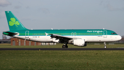 A picture of EIDVE - Airbus A320214 - Aer Lingus - © Y. Weidlich