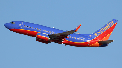 N956WN - Boeing 737-7H4 - Southwest Airlines
