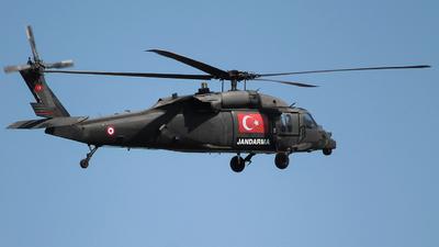 J-1944 - Sikorsky S-70A-28 Blackhawk - Turkey - Jandarma