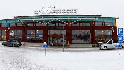 EFIV - Airport - Terminal