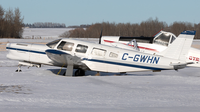 C-GWHN - Piper PA-32R-301T Turbo Saratoga - Private