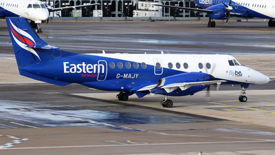 A picture of GMAJY - BAe Jetstream 41 - Eastern Airways - © R.Rimestad