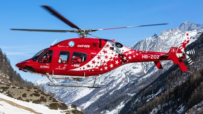 HB-ZOZ - Bell 429 Global Ranger - Air Zermatt