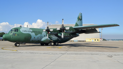 A picture of FAB2473 - Lockheed C130H Hercules -  - © Breno Dantas
