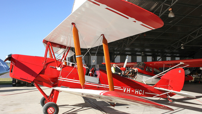 VH-HCI - De Havilland DH-82A Tiger Moth II - Private