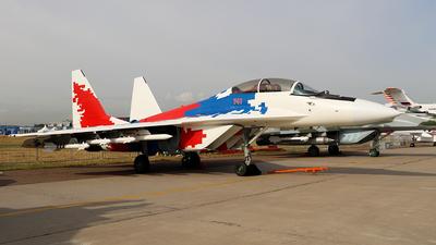 741 - Mikoyan-Gurevich MiG-29M2 Fulcrum E - Russian Aircraft Corporation MiG