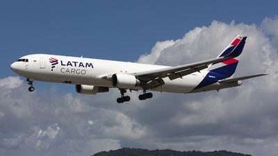 N540LA - Boeing 767-316(ER)(BCF) - LATAM Cargo (21 Air)