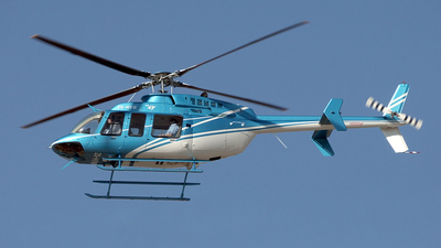 ZS-HVW - Bell 407 - Private