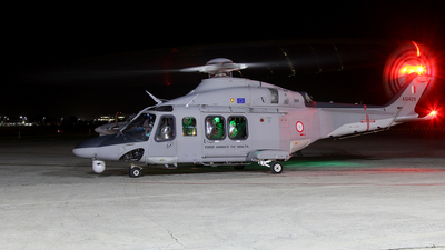 AS1429 - Agusta-Westland AW-139 - Malta - Armed Forces