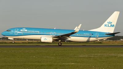 A picture of PHBGC - Boeing 7378K2 - KLM - © Joel Basler