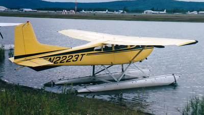 N2223T - Cessna 185A Skywagon - Private