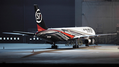 N166CR - Boeing 757-28A(PCF) - SF Airlines