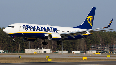 EI-ENR - Boeing 737-8AS - Ryanair