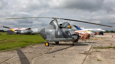RA-00498 - PZL-Swidnik Mi-2 Hoplite - Private