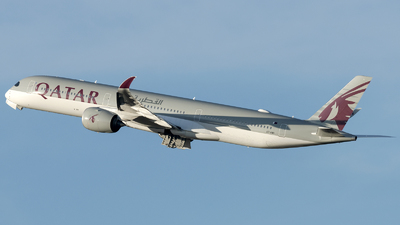 A7-ANH - Airbus A350-1041 - Qatar Airways