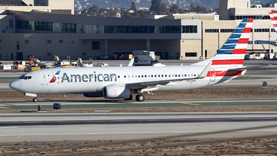 A picture of N920NN - Boeing 737823 - American Airlines - © Peter Cook