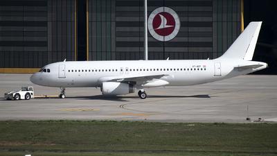 A picture of VTIEP - Airbus A320232 - IndiGo - © Ogulcan Bingol