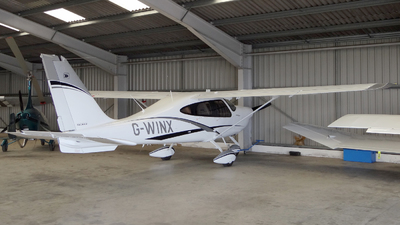 G-WINX - Tecnam P2010 - Private