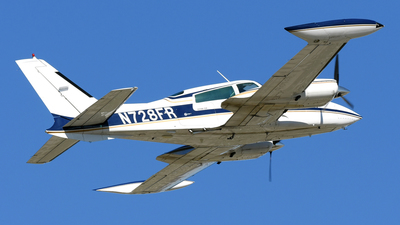 N728FR - Cessna 310R - Private