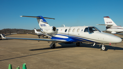 N311GL - Cessna 525 CitationJet M2 - Private