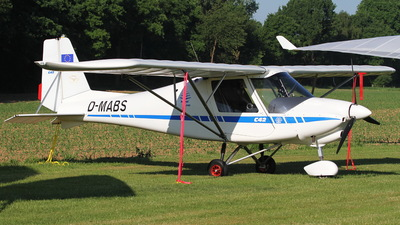 D-MABS - Ikarus C-42B - Private