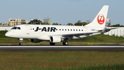 A picture of JA216J - Embraer E170STD - Noble Air Charter - © Tokubee