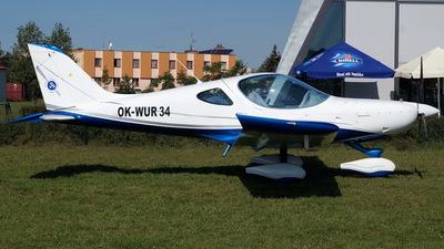 OK-WUR34 - BRM Aero Bristell - Private