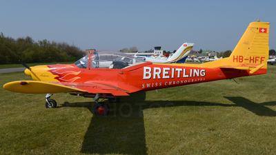 HB-HFF - FFA AS-202/15-1 Bravo - Private