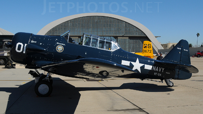N5615C - North American SNJ-5 Texan - Private