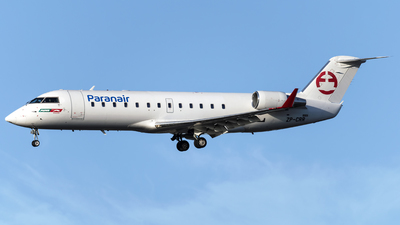 ZP-CRR - Bombardier CRJ-200ER - Paranair