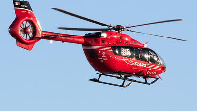C-FLCI - Airbus Helicopters H145 - Stars Aviation Canada