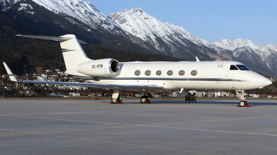 A picture of XCPFM - Gulfstream G350 - [4016] - © Marcel Schmidt