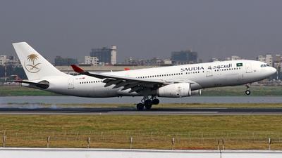 TC-OCI - Airbus A330-243 - Saudi Arabian Airlines (Onur Air)
