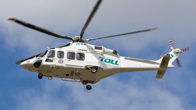 VH-TJE - Agusta-Westland AW-139 - Toll Helicopters NSW Pty Ltd