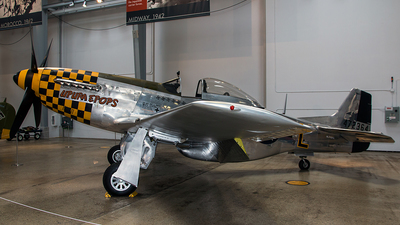 N723FH - North American P-51D Mustang - Private
