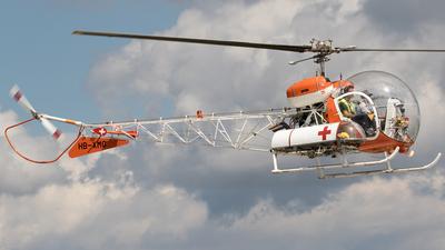 A picture of HBXMG - Bell 47G3B1 - [WA 586] - © Alexandre Fazan