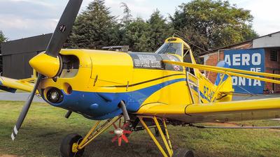 PT-WBH - Piper PA-25-235 Pawnee - Aero Club - Ponta Grossa