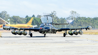 441 - Cessna A-37B Dragonfly - El Salvador - Air Force