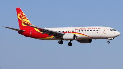 B-5538 - Boeing 737-84P - Grand China Air