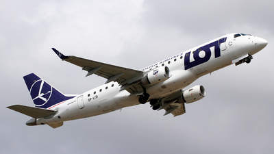 A picture of SPLID - Embraer E175STD - LOT - © Jose Luis Guerrero