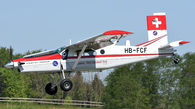 A picture of HBFCF - Pilatus PC6/B1H2 Turbo Porter -  - © Fabio Radici
