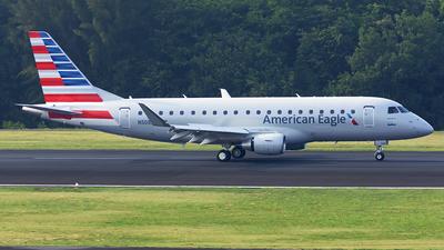 N508SY - Embraer 170-200LR - American Eagle (SkyWest Airlines)