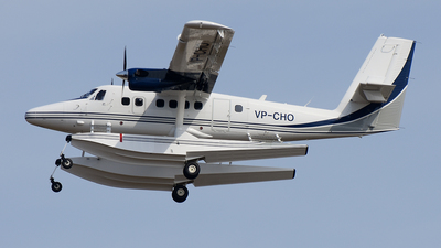 VP-CHO - Viking DHC-6-400 Twin Otter - Private
