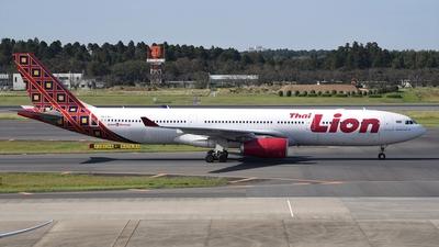 HS-LAJ - Airbus A330-343 - Thai Lion Air