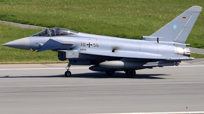 30-56 - Eurofighter Typhoon EF2000 - Germany - Air Force