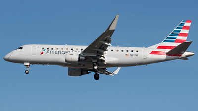 N211NN - Embraer 170-200LR - American Eagle (Compass Airlines)