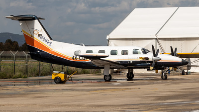 4X-CBF - Piper PA-42 Cheyenne III - CN Airways