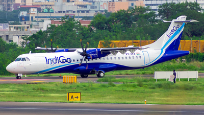 A picture of VTIYZ - ATR 72600 - IndiGo - © Ravindranath B